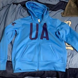 Under Armour Storm Zip-Up Hoodie (Size - Adult M)